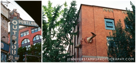 Portland Oregon Film Photographs