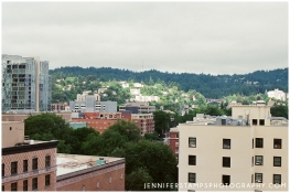 Pacific Northwest film photograph